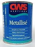 CWS Metallisé anthrazit, 0,75L - Dickschichtiger, lösemittelhaltiger, hochviskos eingestellter...