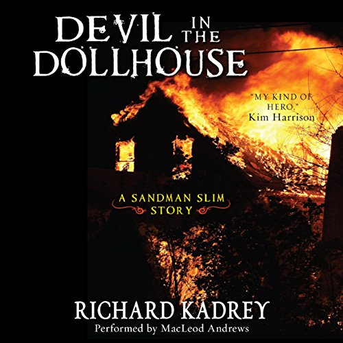 Devil in the Dollhouse audiobook cover art