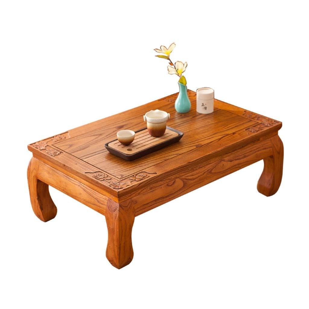 Muebles y Accesorios de jardín Mesas Pequeña Mesa Mesa de café Sala de Estar de Madera