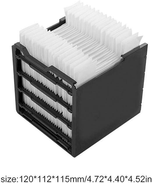 Filter Ersatz Waschbarer Arctic Air Ersatzfilter Ersatzfilter f/ür Mini Luftk/ühler Ventilator und Mini Mobil Klimager/äte Air Cooler Filter HISOME Air Ersatzfilter Mini Luftk/ühler Filter