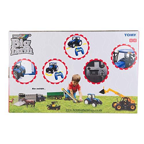 RC Auto kaufen Traktor Bild 6: TOMY Britains Spielzeug Traktor