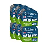 BUTCHER'S Wet Dog Food Trays Grain Free Traditional Recipes 3.6kg (24 x 150g)