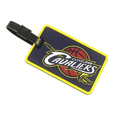 aminco Cleveland Cavaliers - NBA Soft Luggage Bag Tag