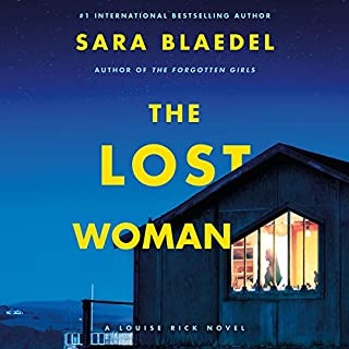 The Lost Woman audiobook cover art