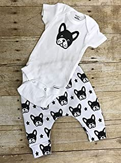 boston terrier baby clothes