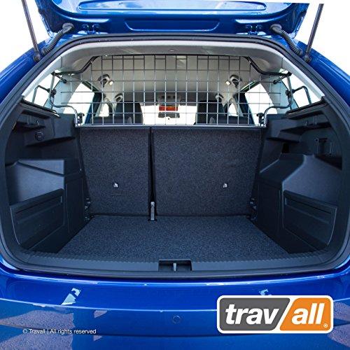 Travall Guard Hundegitter TDG1473 - Maßgeschneidertes Trenngitter in Original Qualität
