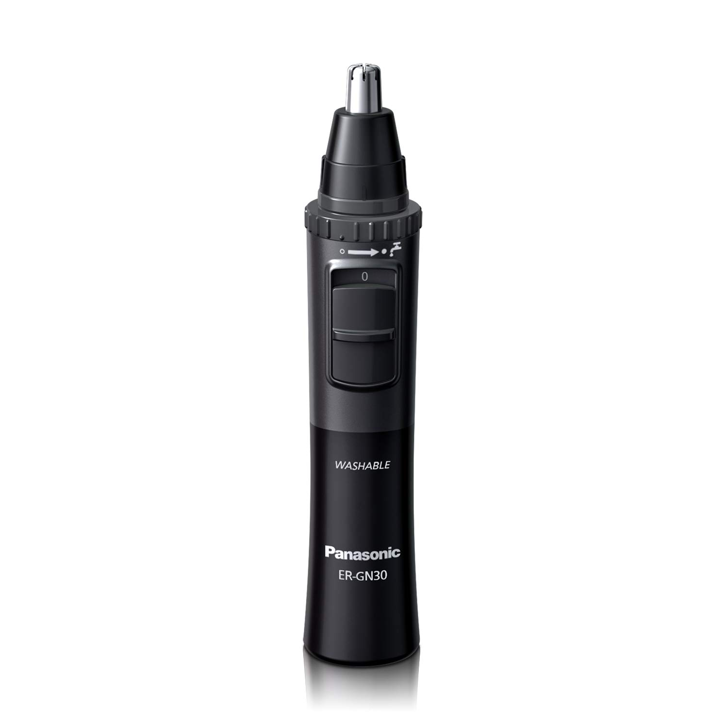 Panasonic Men's Ear and Nose Trimmer Award-winning store Popular product Hair Dry Wet Hypoalle