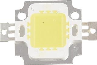 Haudang 20pzs 10W LED blanco puro lta potencia 1100LM LED lampara SMD bombilla luz de chip 9-12V