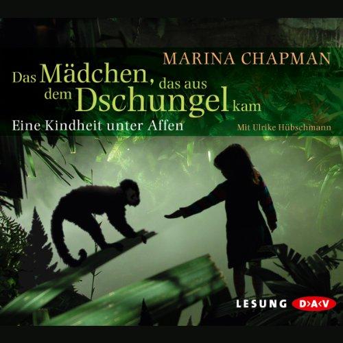 Das Mädchen, das aus dem Dschungel kam Titelbild
