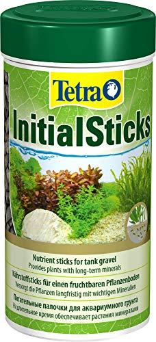 Tetra Initial Sticks Düngestäbchen verwandeln Kies in fruchtbaren Bodengrund, 250 ml Dose