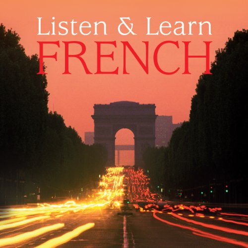 Listen & Learn French cover art