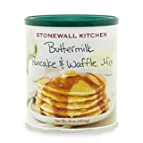 Stonewall Kitchen Buttermilk Pancake and Waffle Mix, 16 Ounces