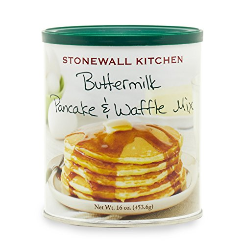 Stonewall Kitchen Buttermilk Pancake & Waffle Mix, 16 Ounces