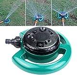 LSDRALOBBEB Rasensprenger Garten Sprinkler 360 Grad Spray ABS Verschleißfester Gartensprinkler Balkon Multifunktionale Rasenbewässerung Automatische Bewässerung Außenkühlung 802