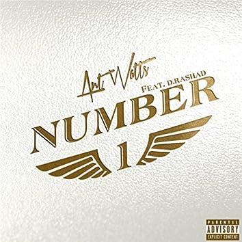 Number 1 (feat. D. Rashad)