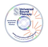 Natural Tinnitus Relief - Sound Therapy Treatment CD - Help Stop The Ringing in Your Ears