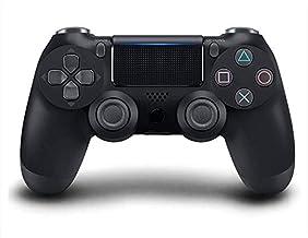 Consola de juegos inalámbrica Bluetooth PS4, Controlador de consola de juegos PS4, Accesorios de consola de juegos PS4, Bluetooth inalámbrico negro