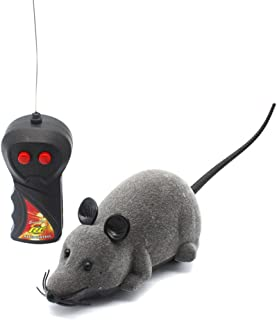 Wireless Electric RC Rat Mouse Remote Control Pet Funny Playing Toys Cat Kitten Playing Toy Pets Dogs Cats Supplies