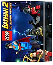 LEGO Batman 2: DC Super Heroes Game Skin for Sony Playstation 3 Console