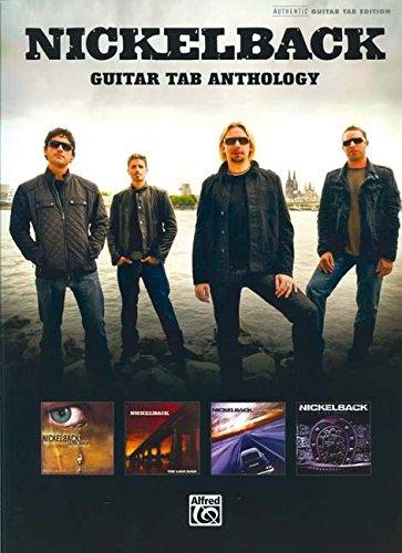Nickelback Guitar Tab Anthology