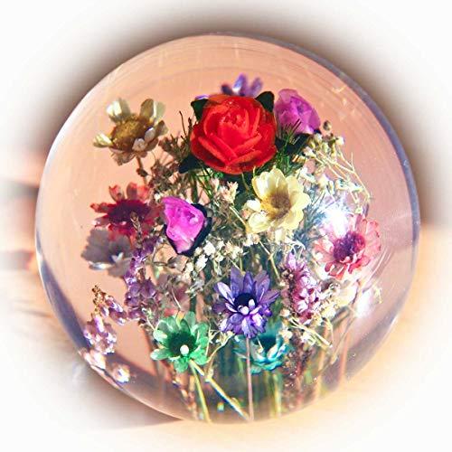 Briefbeschwerer Blumenstrauß