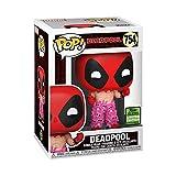 Funko POP! Deadpool - Deadpool with Teddy Bear Pants (ECCC 2021 Shared...