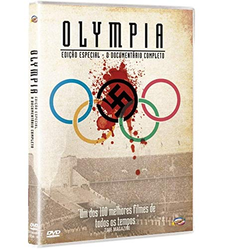 Dvd Olympia: Edição Especial - O Documentário Completo