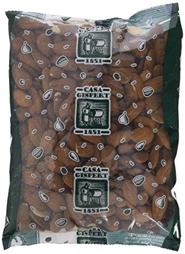 Casa Gispert Almendra Largueta Cruda Frutos Secos - 500 gr