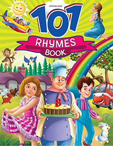 101 Rhymes Book