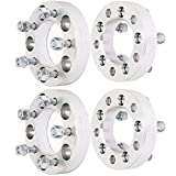 ECCPP 5 Lug Wheel Adapters Spacers 1.25' (32mm) 5x4.75 to 5x4.5 | 5x120.65mm to 5x114.3mm fits for Chevrolet Camaro Chevy S10 Chevrolet S10 Blazer with 12x1.5 Studs