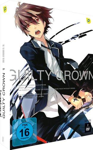 Guilty Crown - Vol. 1 - [DVD]