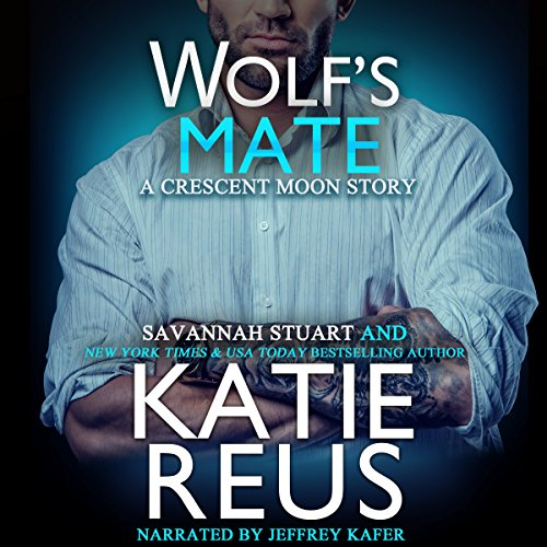 Wolf's Mate audiobook cover art