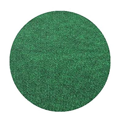 Round - ECONOMY INDOOR / OUTDOOR CARPET Patio & Pool Area Rugs |Light Weight INDOOR / OUTDOOR Rug - EASY Maintenance - Just Hose Off & Dry! - 10 Colors to Choose From