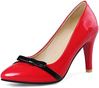 BalaMasa Womens APL12405 Leather Heeled Sandals