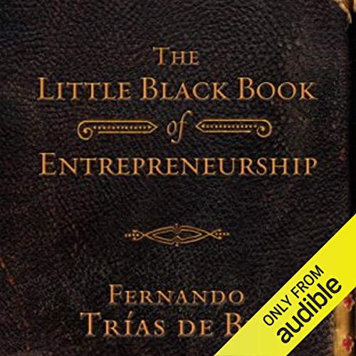 The Little Black Book of Entrepreneurship cover art