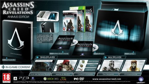 Assassin's Creed Revelations - Animus Edition [PS3]