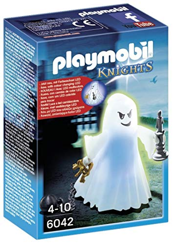 Playmobil Knights Castle Ghost with Rainbow