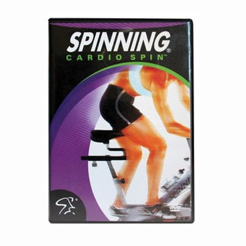 Mad Dogg Athletics Spinning Cardio Spin DVD