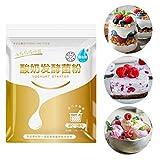 Lievito di Yogurt Fatto in casa, Pratico Agente di fermentazione probiotico Sicuro Strumento per la Preparazione di Yogurt, Cottura Fai-da-Te