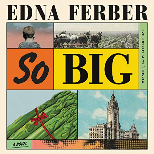 So Big audiobook cover art