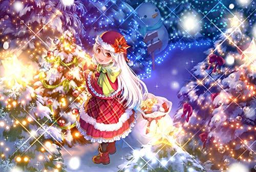SiJOO 1000Holzblöcke Weihnachtsbaum Mädchen Holzpuzzles, Bildungsversion, White Card Erwachsene Kinder Lernspielzeug