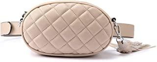 YWSCXMY-AU Fanny Pack Women Waist Packs Female Shoulder Bags for Crossbody Bags for Women Fashion Chest Bag (Color : Apricot)