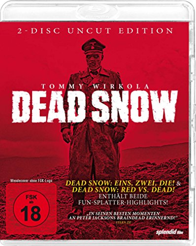 Dead Snow - Double Feature/Uncut Edition [Blu-ray]
