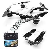 GPS Drones con Camara 2K Profesional, 5GHz WiFi FPV Quadcopter con Cámara HD con Modo sígueme, 120º Gran Angular,...