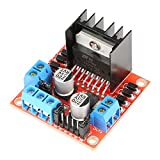 L298N Modulo H Bridge Driver Board per Motore Passo-Passo Smart Car Robot Stepper Motor Smart Car Robot DC Stepper Motor Driver Controller Board