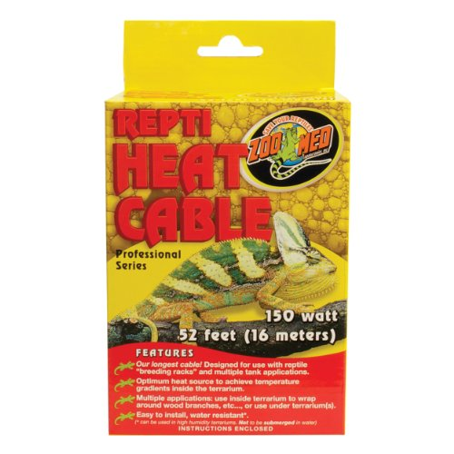 Repti - Care Heat Cable 150watt 52ft By BND