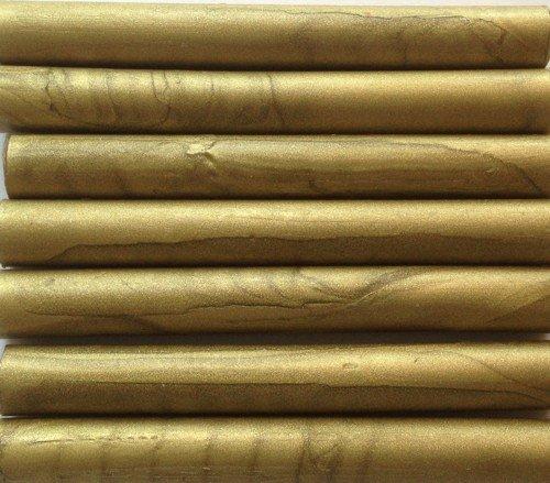 Gold Flexible Glue Gun Sealing Wax - 7 Sticks