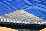 15' Foot Round Space Age Solar Blanket Solar Cover for Above Ground Pools