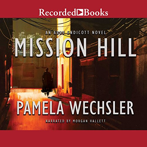 Mission Hill audiobook cover art