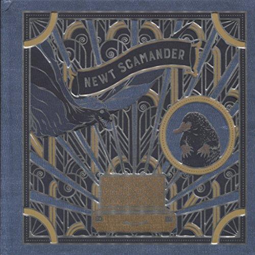 J.K ROWLING'S WIZARDING WORLD:NEWT SCAMANDER. UN ÁLBUM DE LA PELÍCULA: Un álbum de las películas